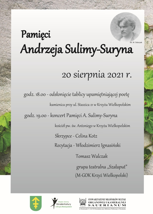 Pamięci Andrzeja Sulimy-Suryna