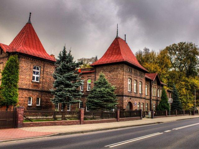 Dom Pomocy Społecznej w Nakle Śląskim