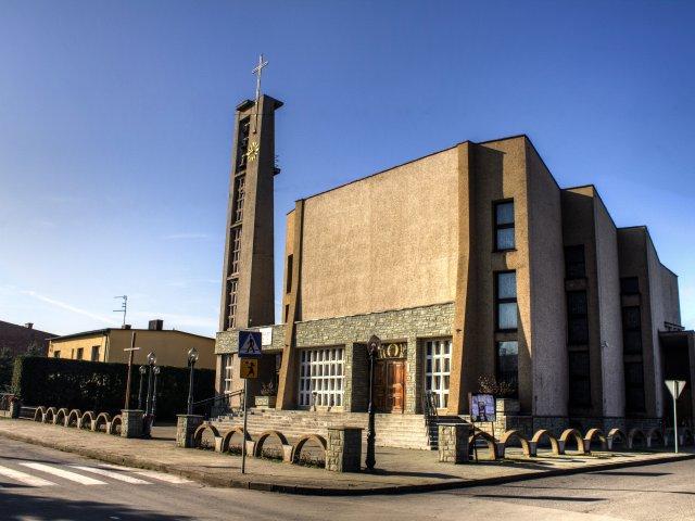 Kościół Najświętszej Maryi Panny Jasnogórskiej w Orzechu