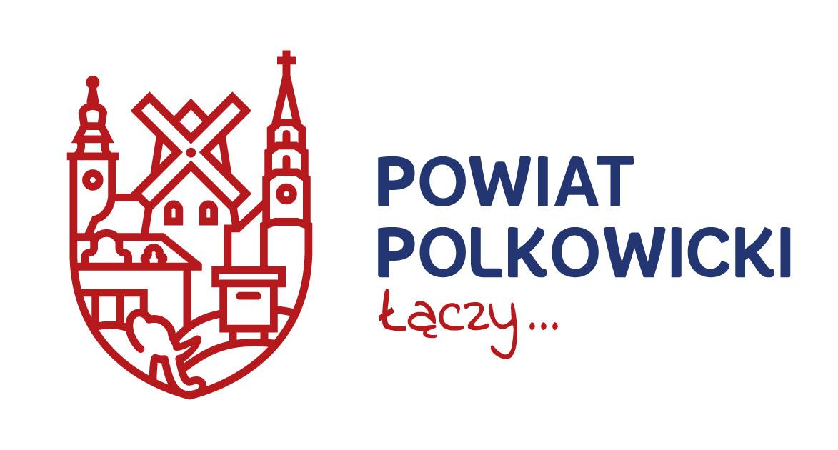 Logo Powiatu Polkowickiego