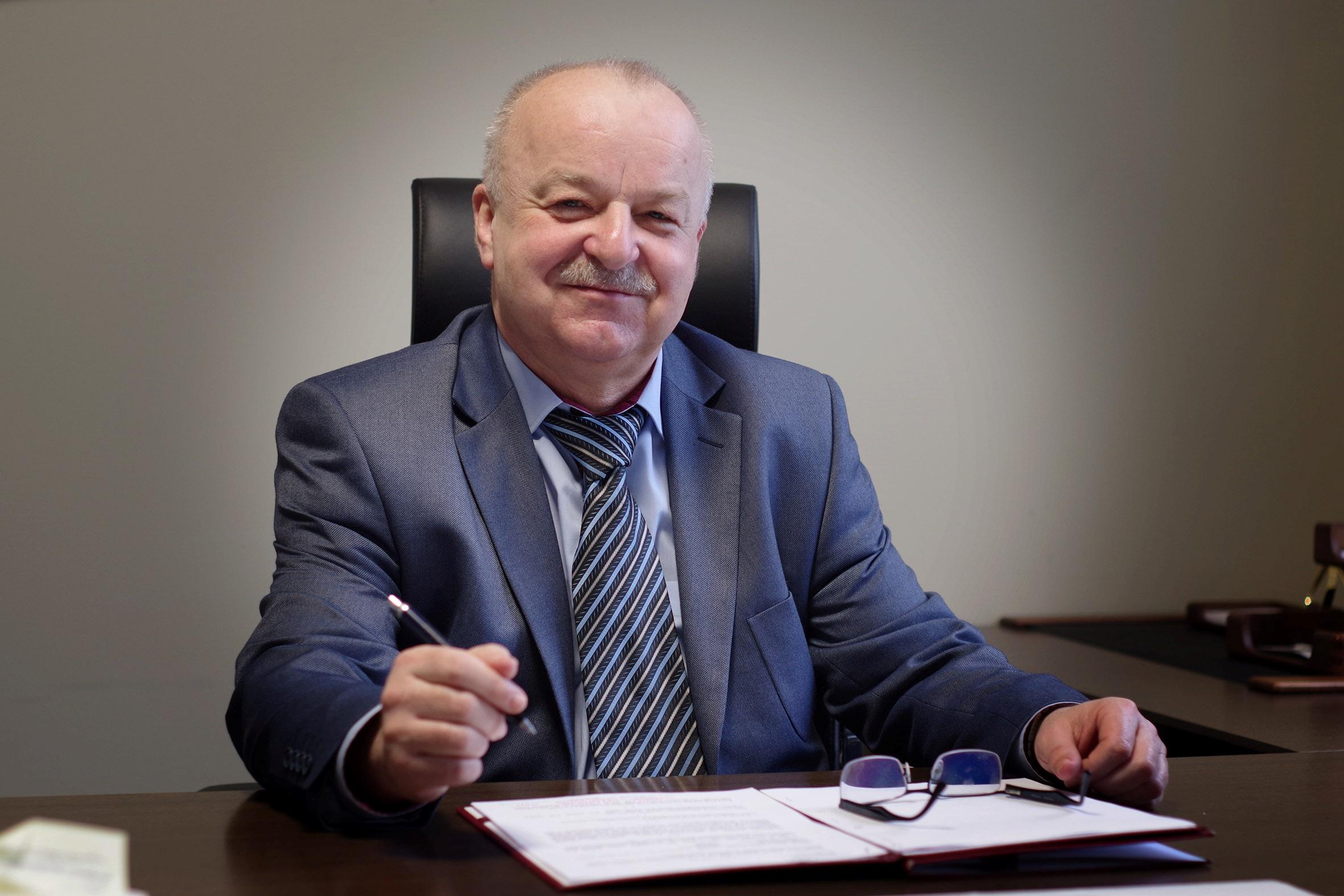 Burmistrz Miasta i Gminy Budzyń - Marcin Sokołowski