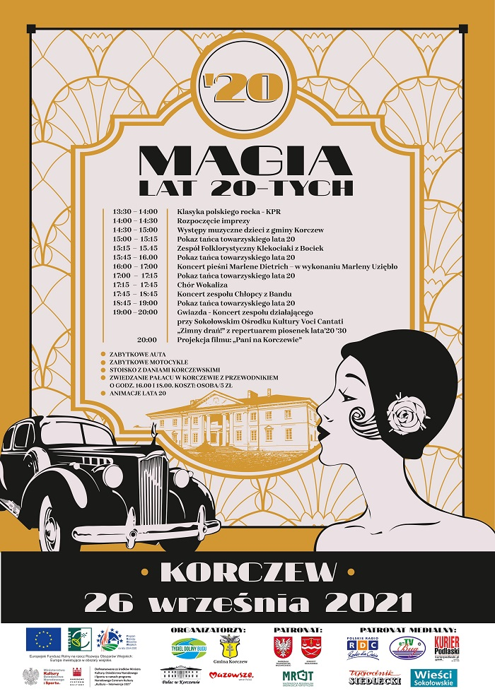 Magia lat 20-stych