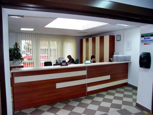 Biuro Obsługi Klienta, ul. Mickiewicza 46, parter, tel.: 85 833 26 16