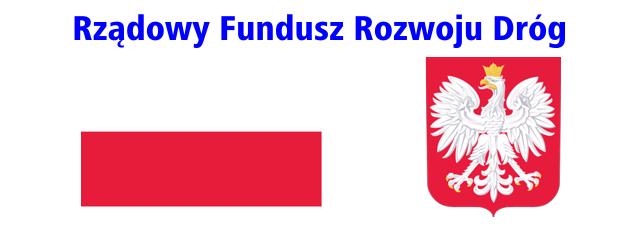 logo Rządowy Fundusz Rozwoju Dróg